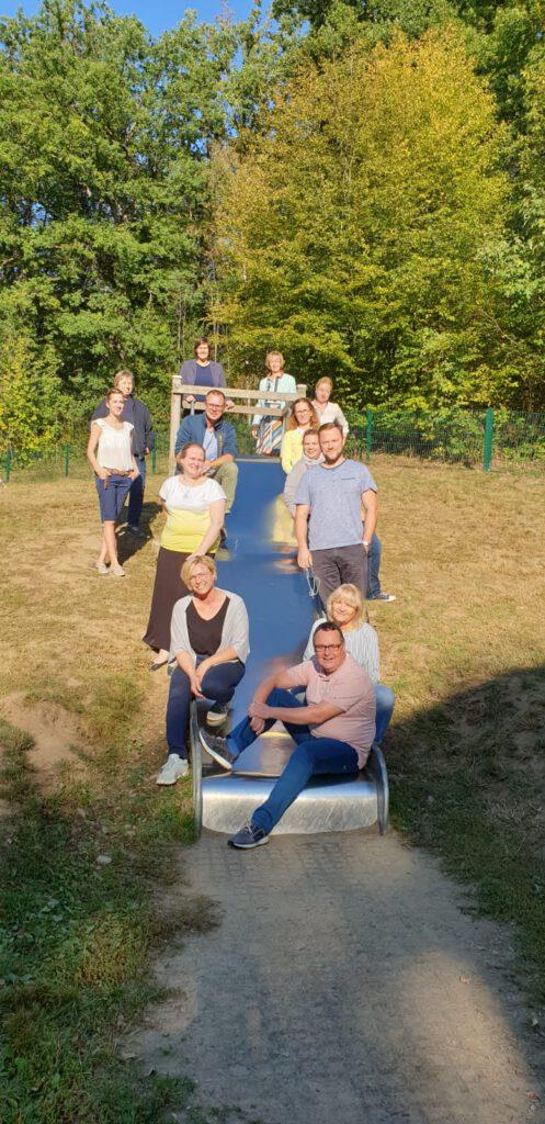 Lehrerkollegium GGS Hülsenbusch